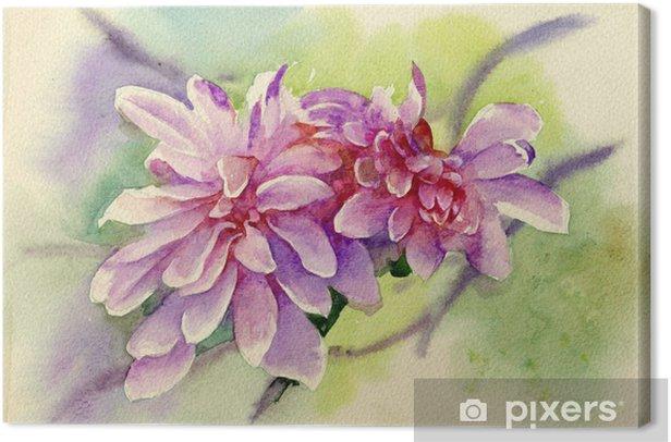 Magnolia Canvas Print - Themes