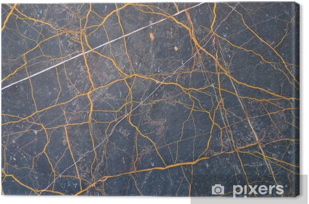 Marble background Canvas Print - Industry