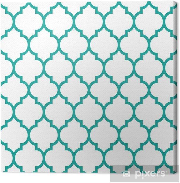Moroccan Tiles Design Seamless