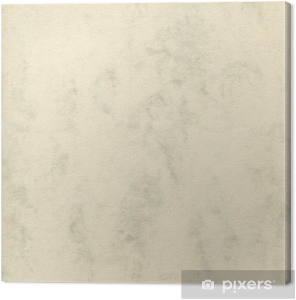 Natural decorative art letter marble paper texture, light fine Canvas Print - Raw Materials