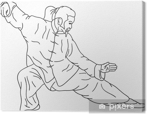 ninja Canvas Print - Individual Sports