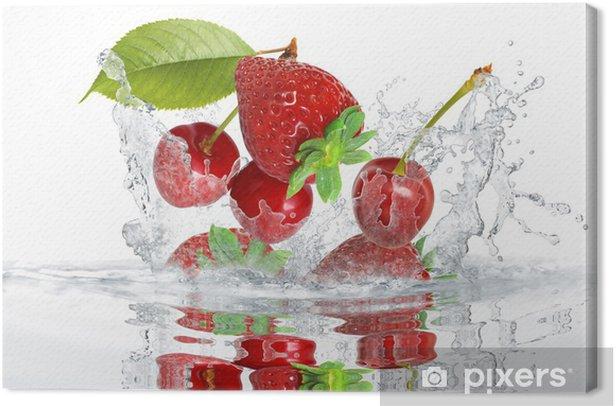 Obst 418 Canvas Print - Themes