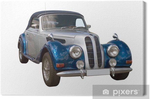 Oldtimer, Classic Car, Cabriolet Canvas Print - Themes