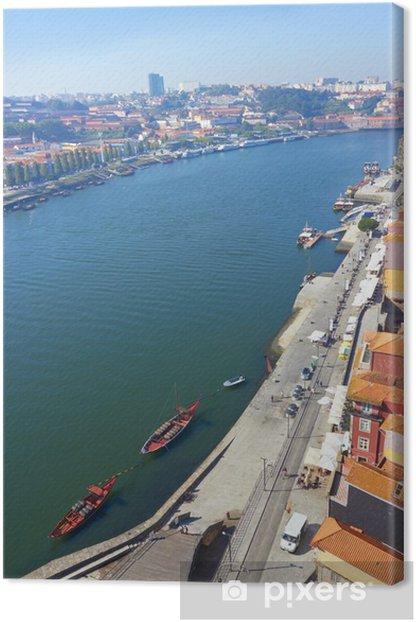 Porto, Portugal Canvas Print - Europe