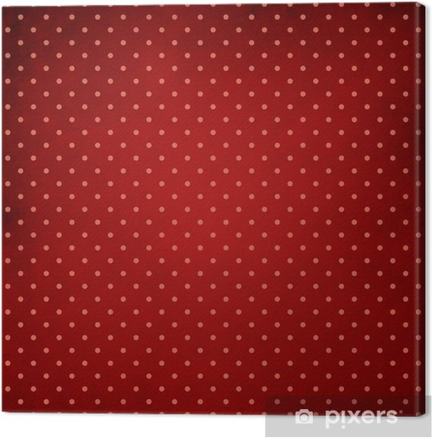 Retro Pin Up Style Texture Canvas Print Pixers We Live To Change