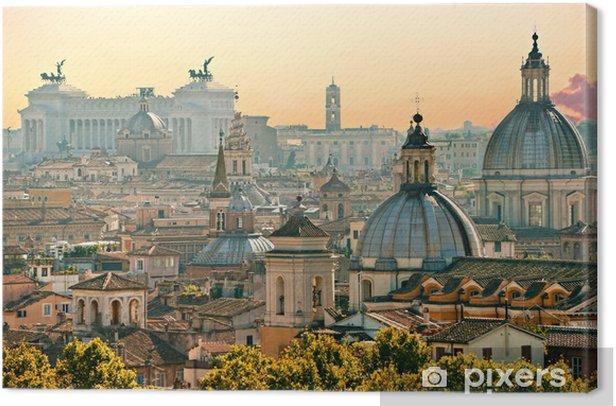 Rome, Italy. Canvas Print - Themes