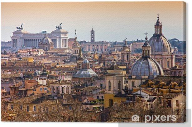 Rome Canvas Print - Themes