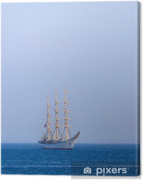 Sailboat Canvas Print - Boats