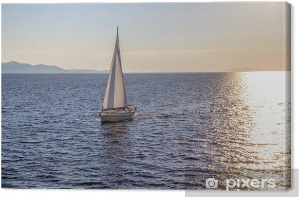 Sailing Canvas Print - Themes