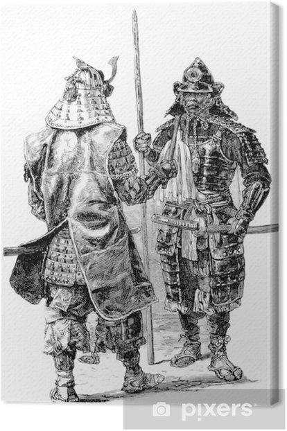 Samurai - Japan Canvas Print - Asia