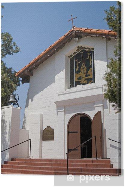 Santa Ysabel Asistencia Canvas Print - Public Buildings