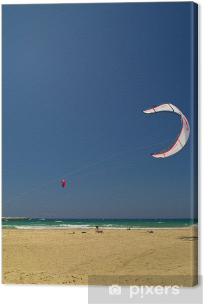 Sea sports Canvas Print - Europe