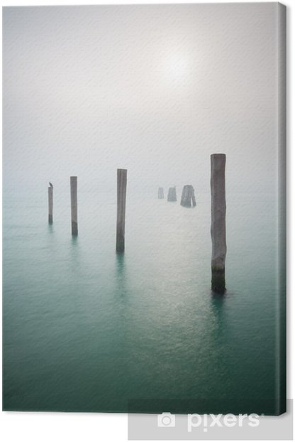 Stille Canvas Print - Water