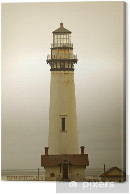 The Lighthouse Canvas Print - Lighthouse
