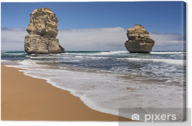 The Twelve Apostles Canvas Print - Oceania