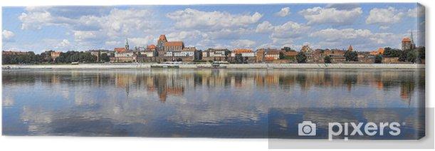 Torun Canvas Print - Themes