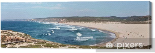 Tours in Spain and Portugal 2013 Canvas Print - Holidays