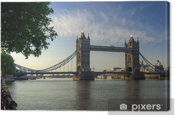 Tower Bridge Canvas Print - Themes