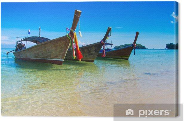 tropical sea Canvas Print - Seasons