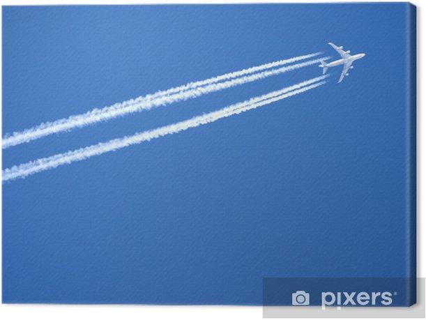 Urlaubsflieger Canvas Print - Air