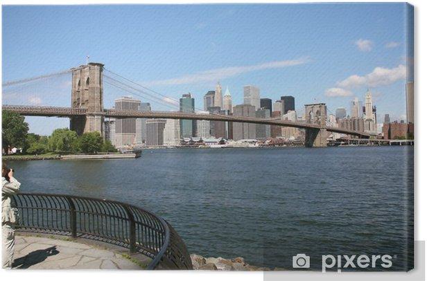 USA, New York Canvas Print - American Cities
