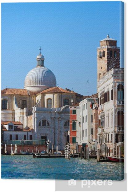 Venice Italy Canvas Print - Europe
