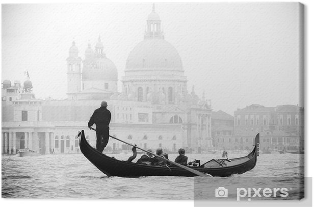 Venice Canvas Print - Themes