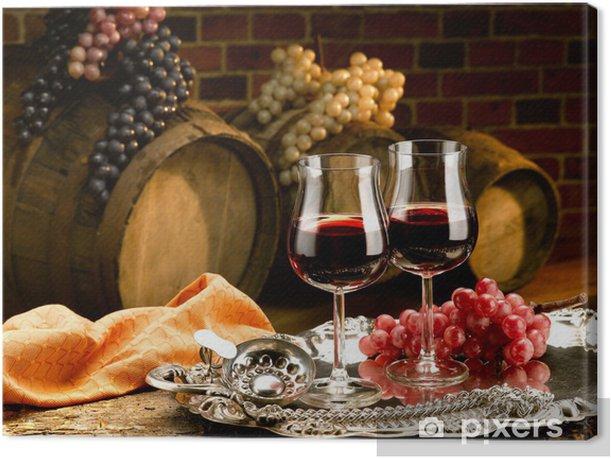 vino Canvas Print - Destinations