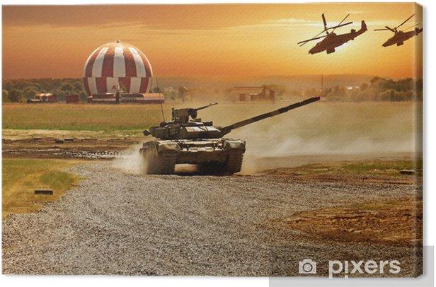 War Canvas Print - Themes