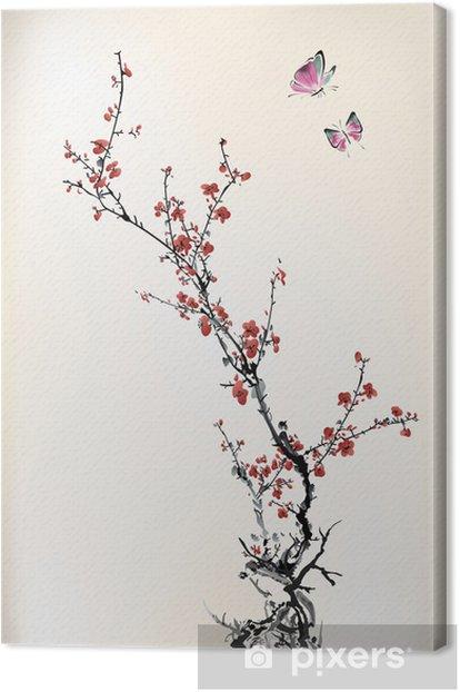winter sweet Canvas Print - Styles
