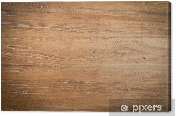 Wood texture Canvas Print - Themes