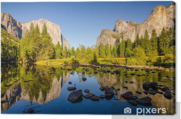 Yosemite Canvas Print - Themes