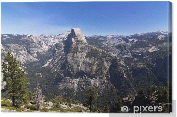 Yosemite Canvas Print - America
