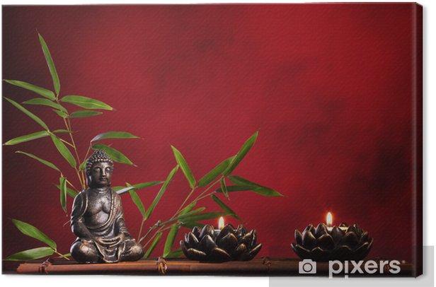 Zen concept Canvas Print - Styles