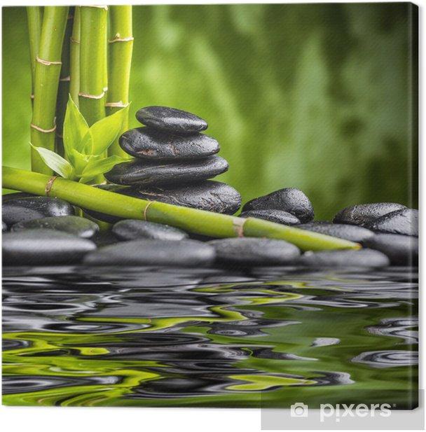 zen stones Canvas Print - Styles