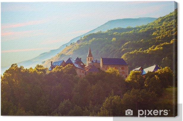 Canvas Pyreneeën - Thema's