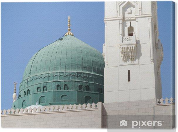 Canvas Reis naar Hadj in Mekka 2013 - Religie