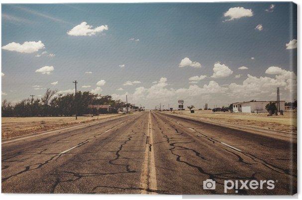 Canvas Road trip - Thema's