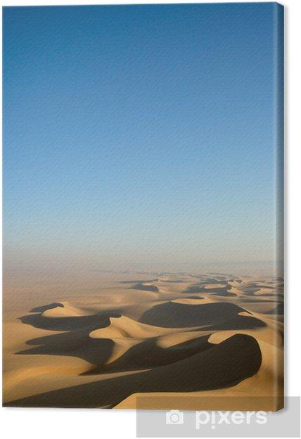 Canvas Sahara woestijn - Thema's