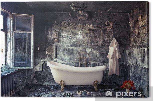 Canvas Salle de bain -