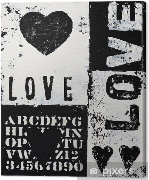 Canvas Schilderen met hart - Thema's