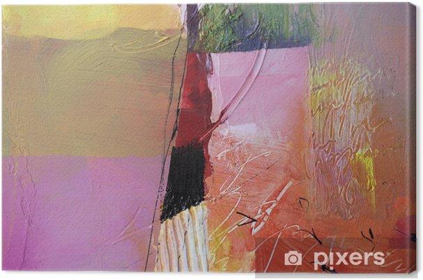 Canvas Schilderij textures -