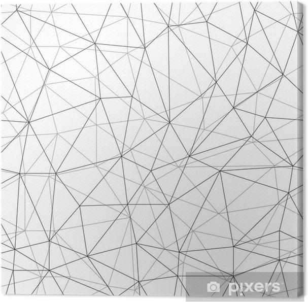 Canvas SIEC bezszwowe TLO wektor - Grafische Bronnen