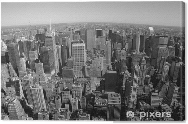 Canvas Skyline - Amerika