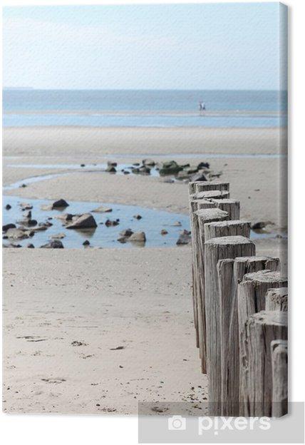 Canvas Strand / Ameland - Thema's