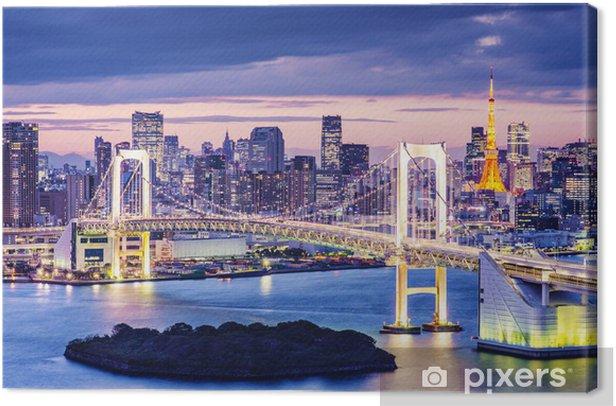 Canvas Tokyo Bay -