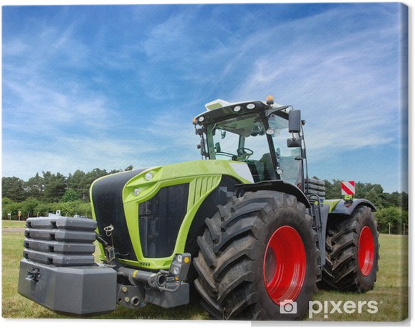Canvas Tractor - Thema's