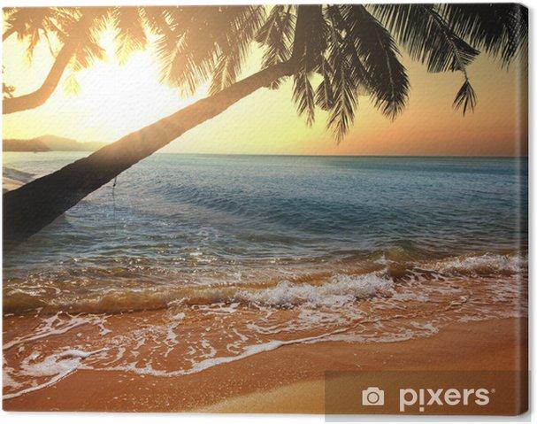 Canvas Tropisch beach - Bestemmingen