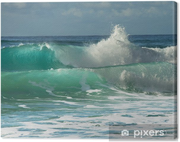 Canvas Wave - Stijlen
