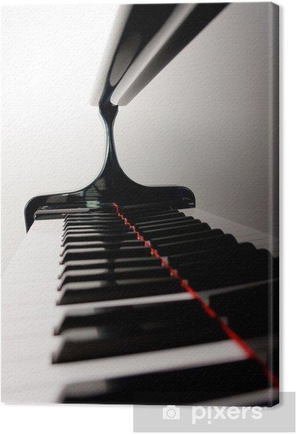 Canvas Wazig Piano - Stijlen